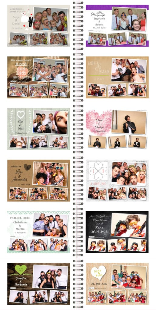 Hochzeit-Fotobox III