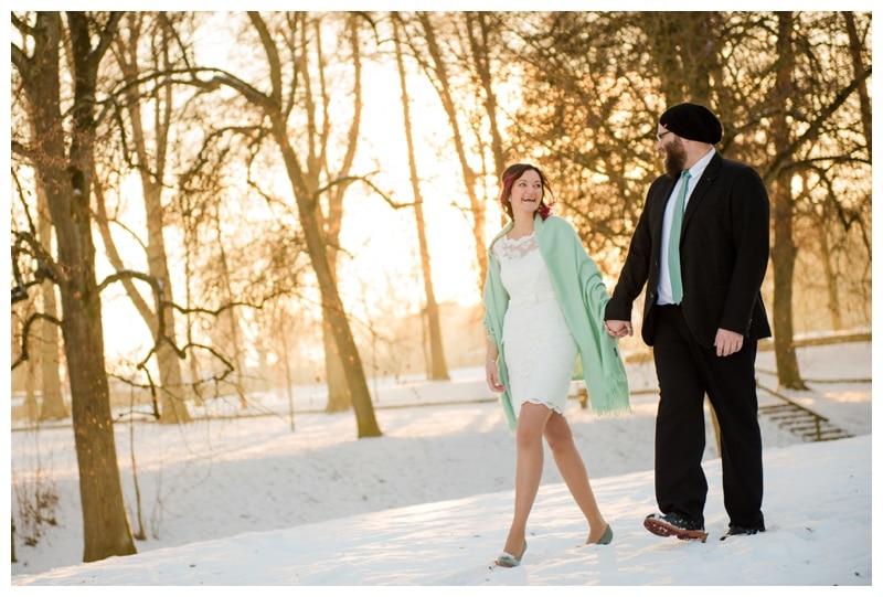 Hochzeitsfotograf Biberach Schnee Hochzeit_1374