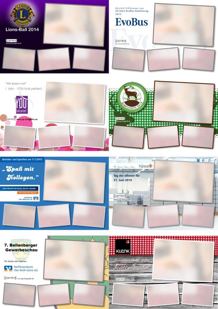 Firmen-Fotobox
