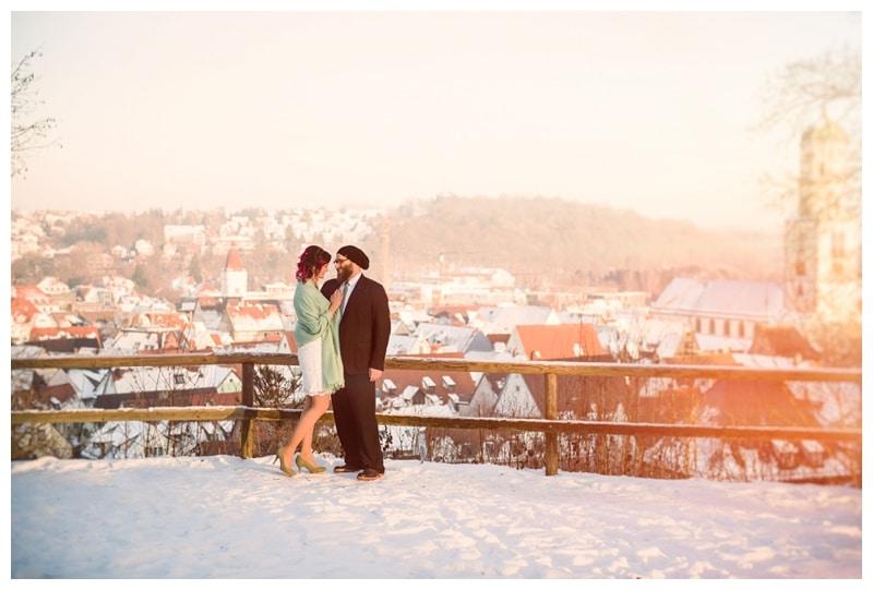 Hochzeitsfotograf Biberach Schnee Hochzeit_1364