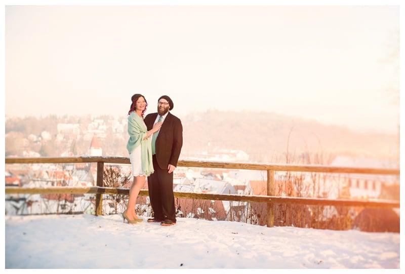 Hochzeitsfotograf Biberach Schnee Hochzeit_1365