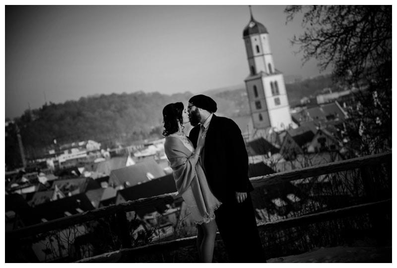 Hochzeitsfotograf Biberach Schnee Hochzeit_1366