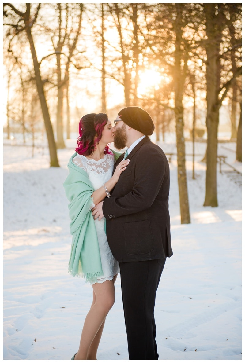 Hochzeitsfotograf Biberach Schnee Hochzeit_1369
