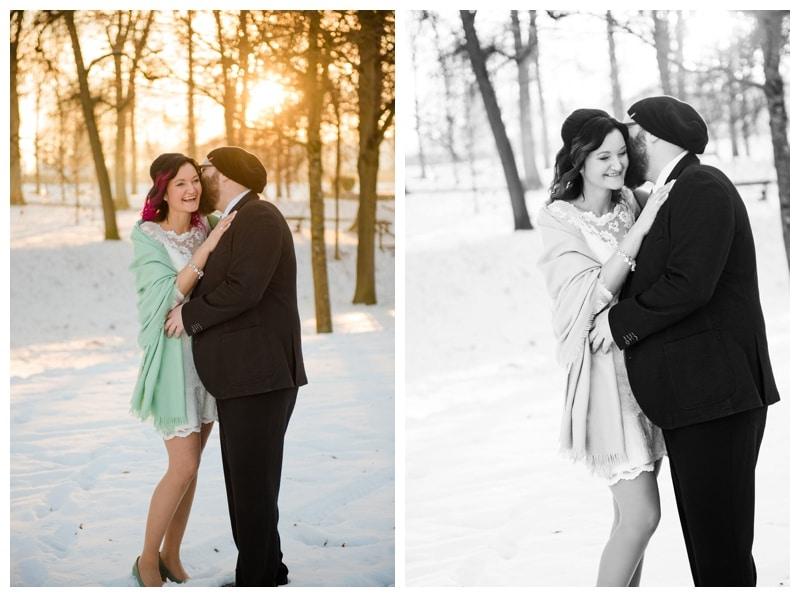 Hochzeitsfotograf Biberach Schnee Hochzeit_1370