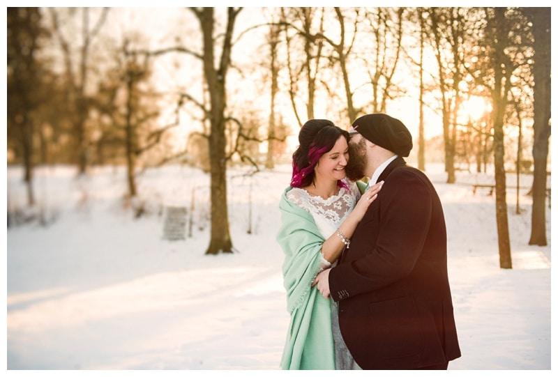 Hochzeitsfotograf Biberach Schnee Hochzeit_1372
