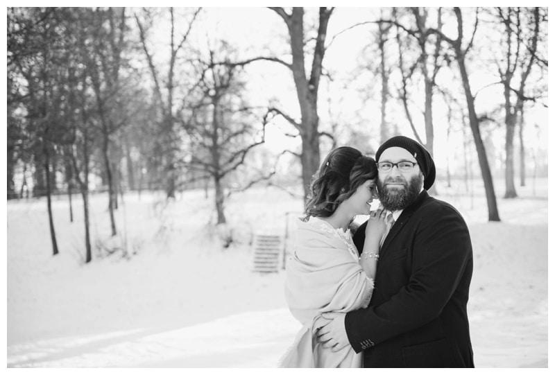 Hochzeitsfotograf Biberach Schnee Hochzeit_1373