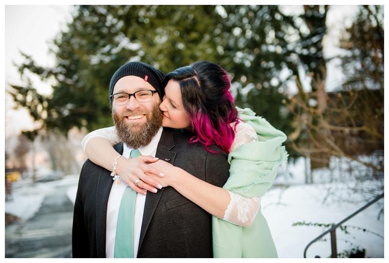 Hochzeitsfotograf Biberach Schnee Hochzeit_1381