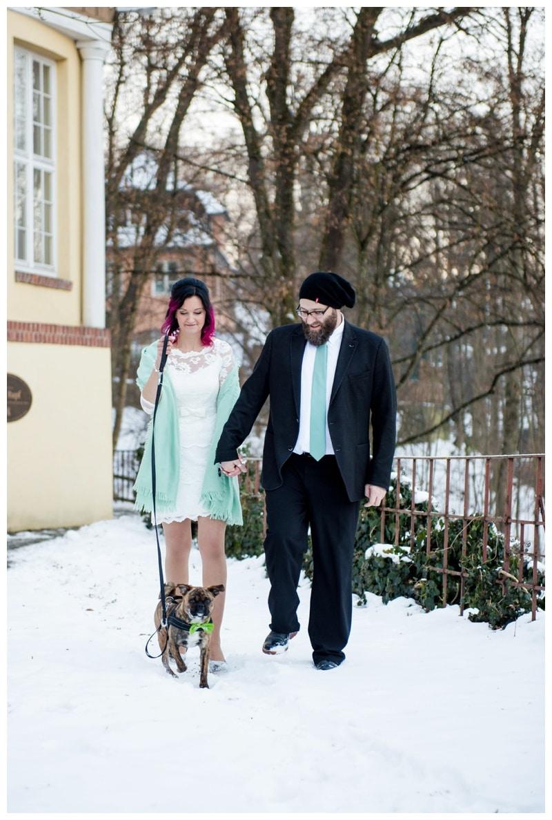 Hochzeitsfotograf Biberach Schnee Hochzeit_1384