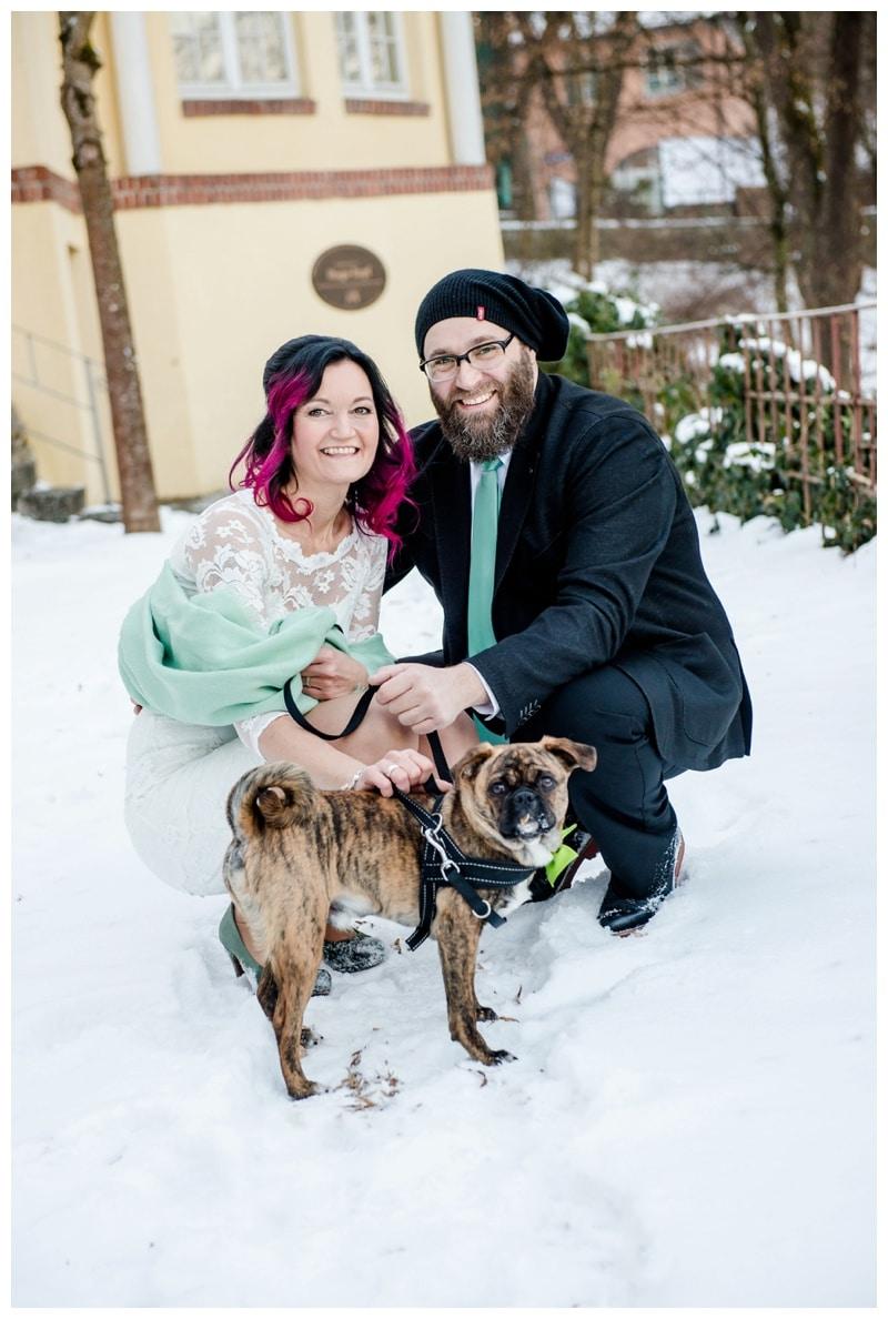 Hochzeitsfotograf Biberach Schnee Hochzeit_1387
