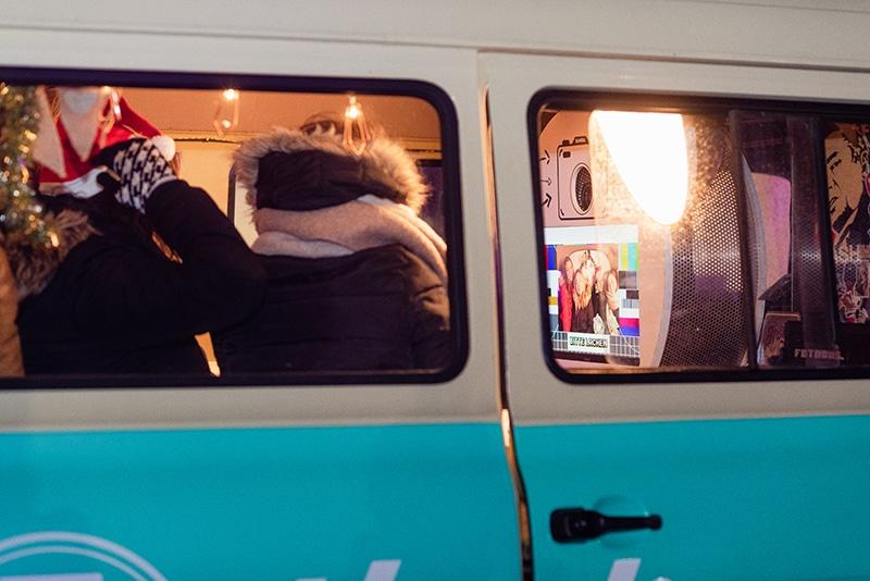Fotobus Heidi Photobooth Fotobox mieten